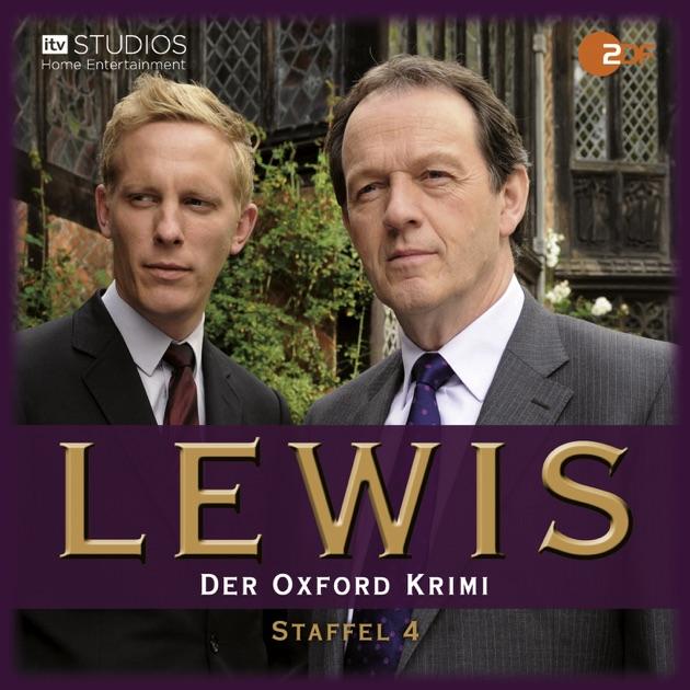 Lewis Oxford Krimi Staffel 8