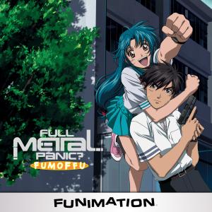 Full Metal Panic?: Fumoffu