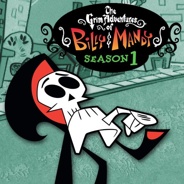 the grim adventures of billy mandy season 1 on itunes
