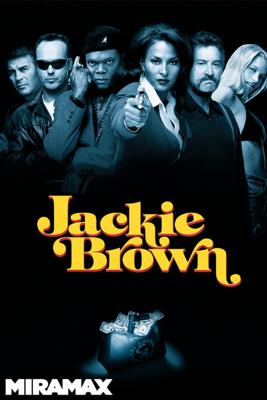 Quentin Tarantino - Jackie Brown  artwork