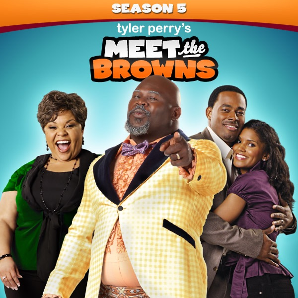 Tyler Perry's Meet the Browns TV Listings, TV Schedule and ...
