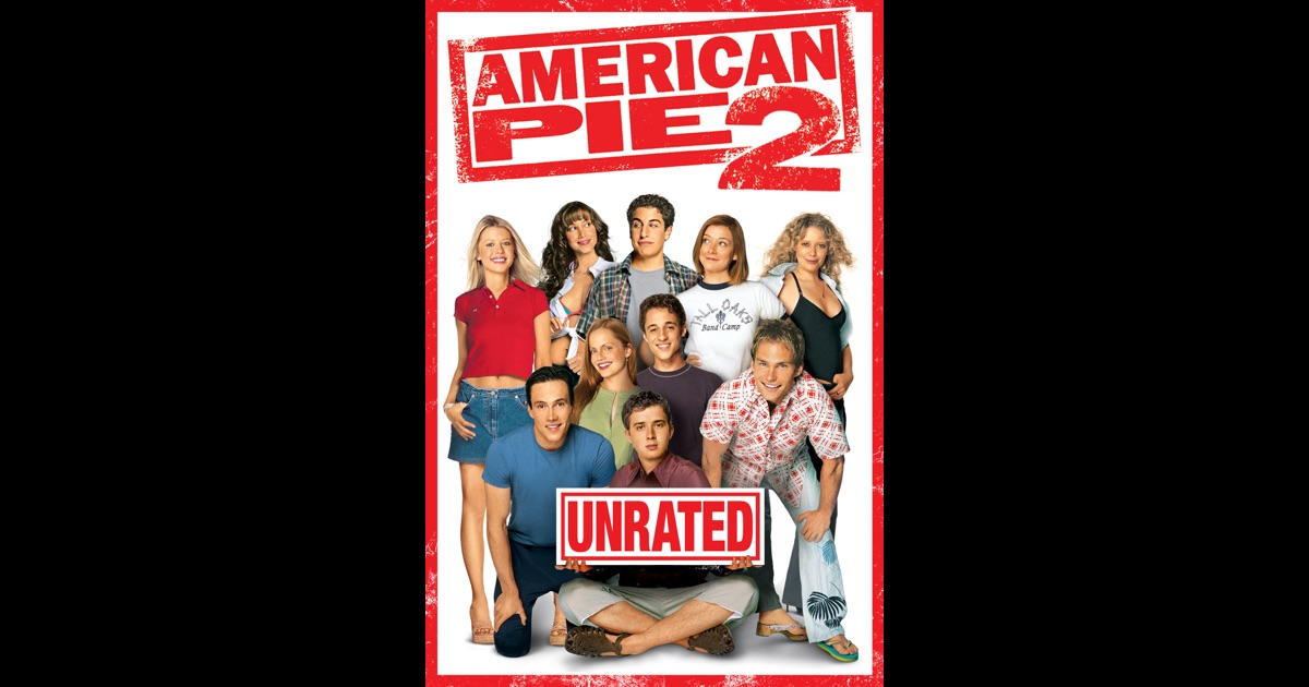 American Pie 2 (Unrated) on iTunes