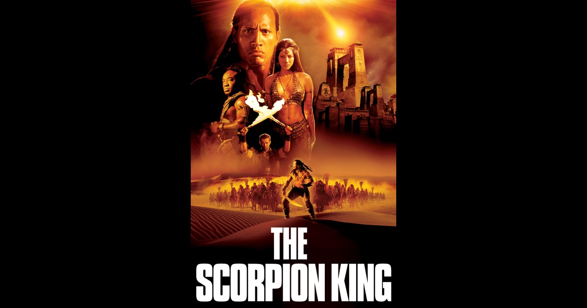 the scorpion king in hindi full movie