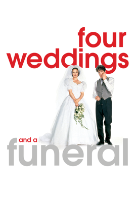 Mike Newell - Four Weddings and a Funeral  artwork