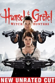 Hansel Gretel Witch Hunters Unrated