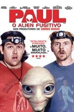 Capa do filme Paul - O Alien Fugitivo (Legendado)