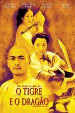 Capa do filme O Tigre E o Dragão