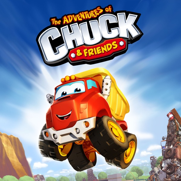 Watch The Adventures of Chuck & Friends Season 2 Episode 10: Pop