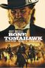 S. Craig Zahler - Bone Tomahawk  artwork