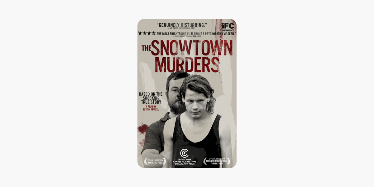 ‎The Snowtown Murders on iTunes