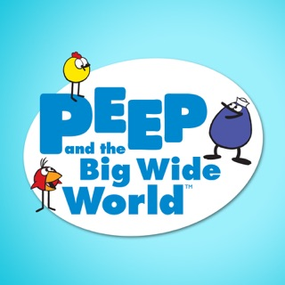 peep and the big wide world dry duck part 1