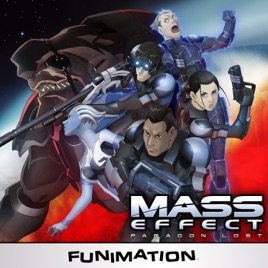 Mass Effect Paragon Lost On Itunes