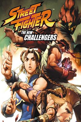 Joe Whiteaker - Street Fighter: The New Challengers bild