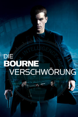 Paul Greengrass - Die Bourne Verschwörung Grafik