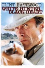 Capa do filme Coração de Caçador (White Hunter, Black Heart)