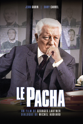 Georges Lautner - Le pacha illustration