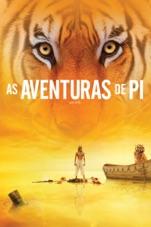 Capa do filme As Aventuras de Pi