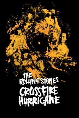 Brett Morgen - The Rolling Stones: Crossfire Hurricane Grafik