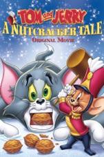 Capa do filme Tom & Jerry: O Quebra-Nozes