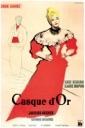 Affiche du film Casque d\'or