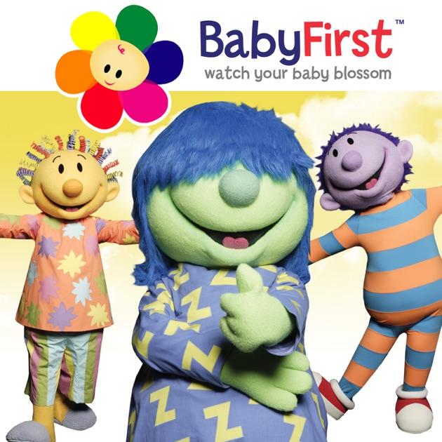 BabyFirst, Shushybye Baby On ITunes