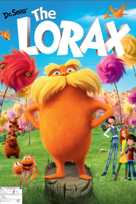 Chris Renaud - Dr. Seuss' The Lorax artwork