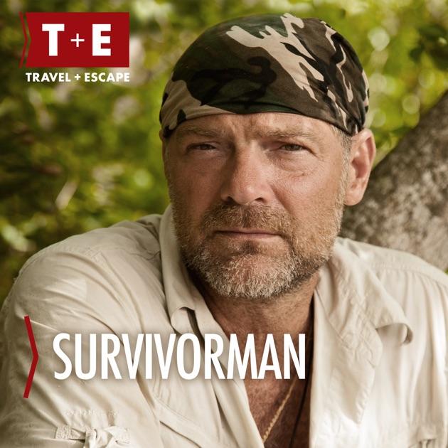 Survivorman, Season 5 On ITunes