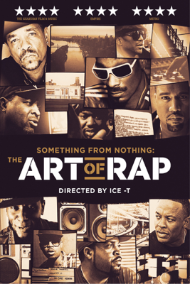 Andy Baybutt - Something from Nothing: The Art of Rap Grafik