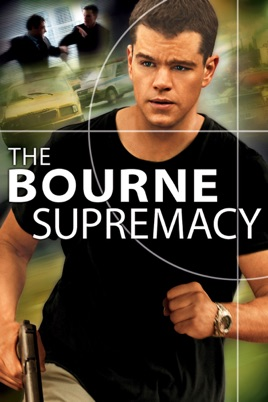 146c00155 ‎The Bourne Supremacy on iTunes
