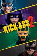 Capa do filme Kick-Ass 2