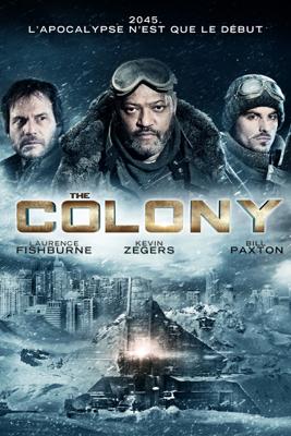 Jeff Renfroe - The Colony illustration