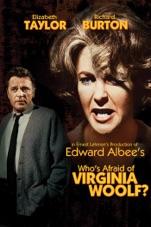 Capa do filme Quem Tem Medo de Virginia Woolf?