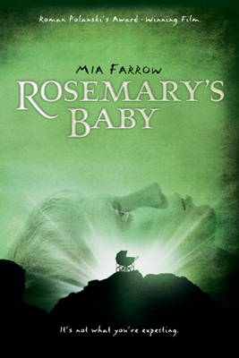 Roman Polanski - Rosemary's Baby  artwork