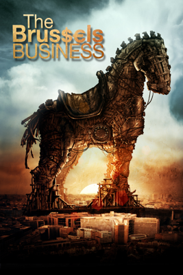 Friedrich Moser & Matthieu Lietaert - The Brussels Business illustration