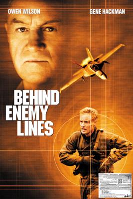 John Moore - Behind Enemy Lines artwork