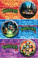 Teenage Mutant Ninja Turtles 1-3 (iTunes)