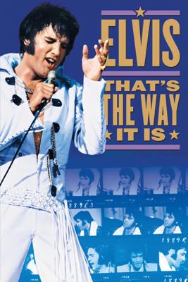 Sanders Denis - Elvis: That's the Way It Is Grafik