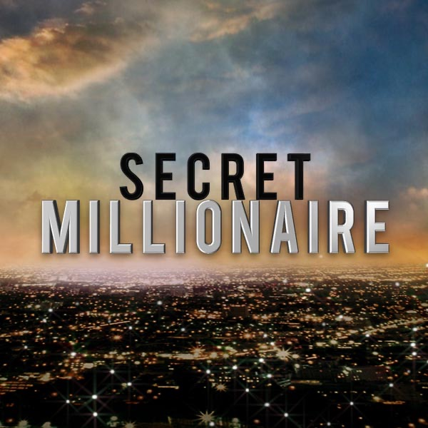 Secret Millionaire () Very rich father wants to build on a local park. His only son fall in love with cute protester, but she doesn't know who his father is.