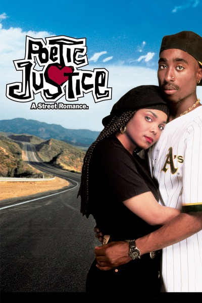iTunes Artwork for 'Poetic Justice'