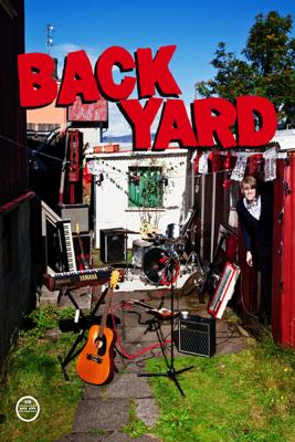 Árni Sveinsson - Backyard Grafik