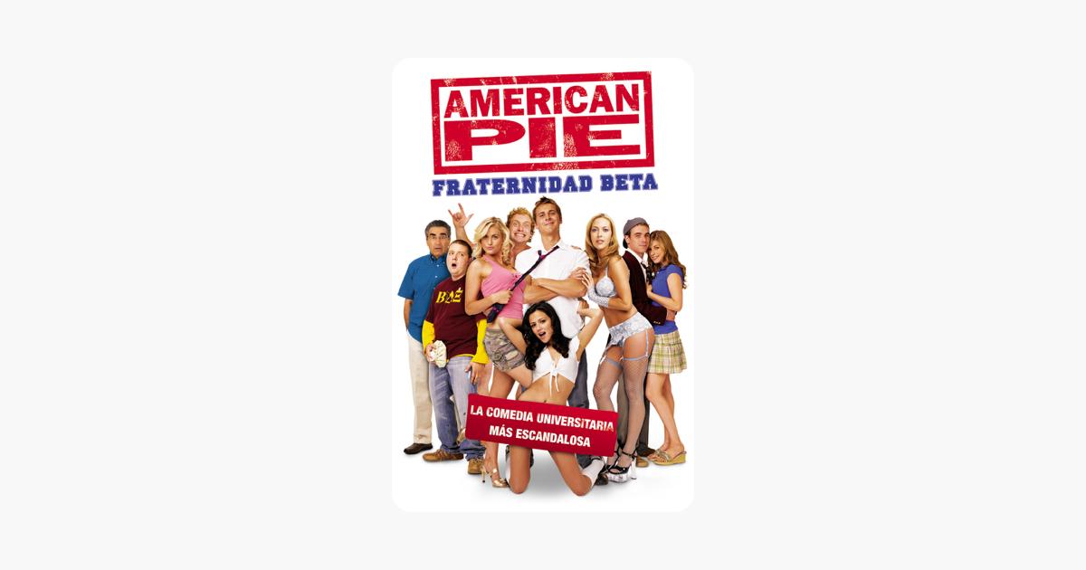 American Pie Presenta Una Fiesta De Pelotas american pie - fraternidad beta (subtitulada) on itunes