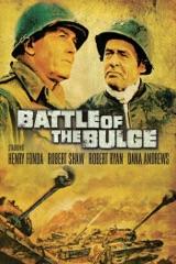 La Batalla de las Ardenas (Battle of the Bulge) [1965]