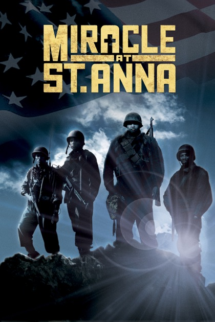 miracle at st  anna on itunes