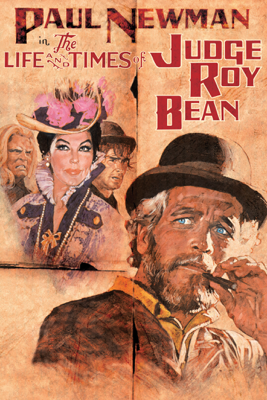 John Huston - The Life and Times of Judge Roy Bean bild