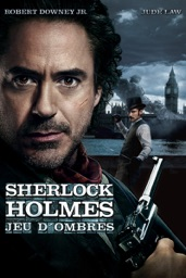 Screenshot Sherlock Holmes 2 : Jeu d'ombres