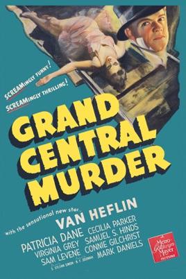 Grand Central Murder on iTunes