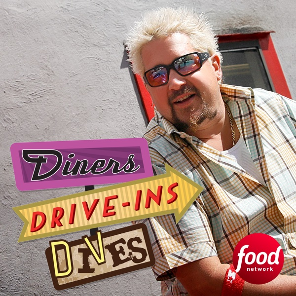 Watch Diners Drive Ins And Dives Episodes On Food Network Season
