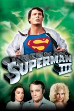 Capa do filme Superman III