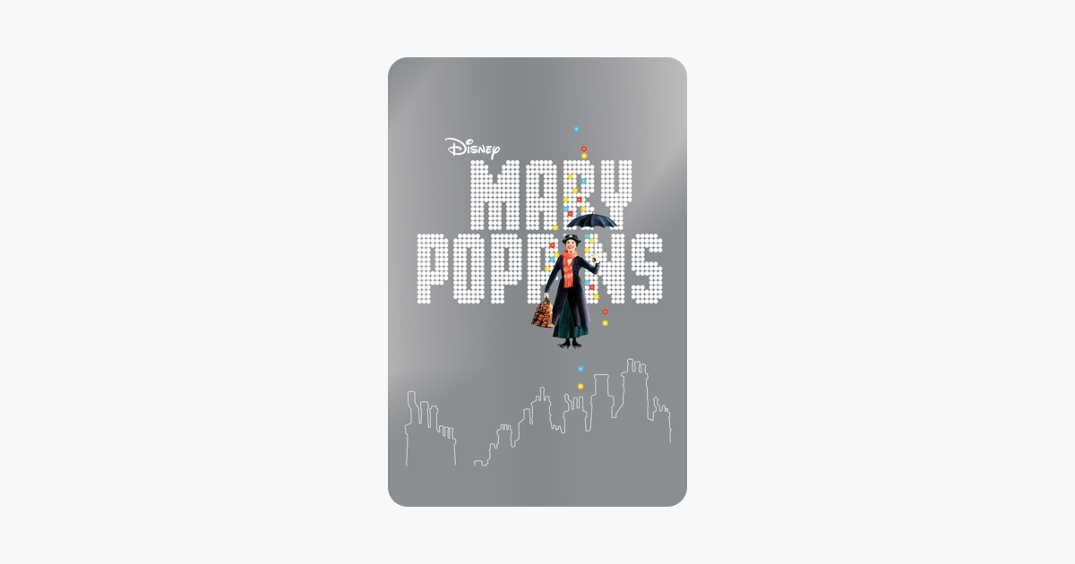 Mary Poppins on iTunes