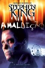 Capa do filme A Maldição (Thinner)